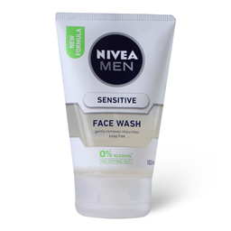 Gel Nivea for men osetljiva koza 100ml
