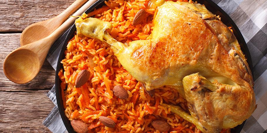 Piletina sa pirinčem