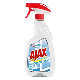 Sreds.za stakla Ajax Crystal Clean 500ml