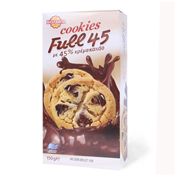 Keks Full 45-Cocoa Cream 150g