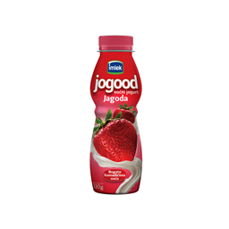 Voc.jogurt jagoda 2.8%mm Jogood pet330g
