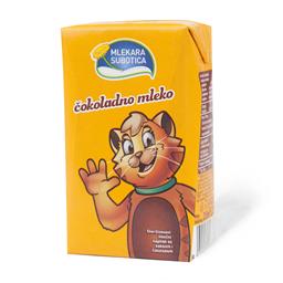 Mleko cokoladno 1% 0.235l TBC