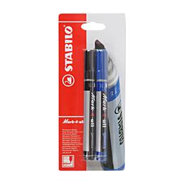 Marker permanent Stabilo 2/1 E-651/2