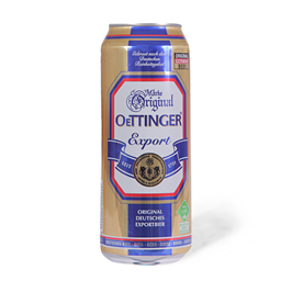 Pivo Oettinger Export 0,5L 5,4% alk.