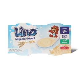 Mlecni dezert griz Lino 200g
