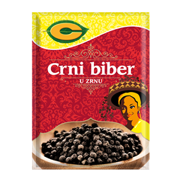 Biber zrno 10g