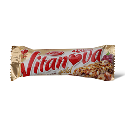 Cereal bar Gold lesnik Vitanova 30g