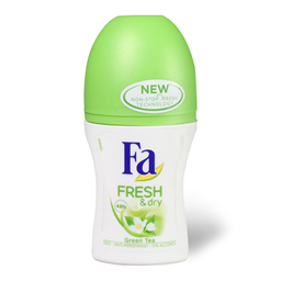 Roll on Fa fresh&dry Green tea 50ml