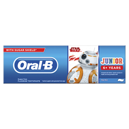 Dec.pasta za zube Star Wars Oral B 75ml