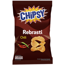 Cips Chipsy Chili X cut 250g
