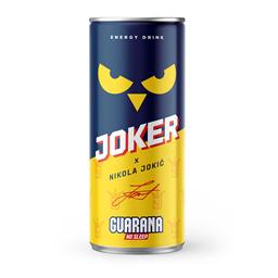 Energetski napitak Guarana Joker 0,25l