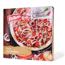 Gurmanska pizza 335g