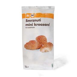 Smrznuti mini kroasani Premia 1kg