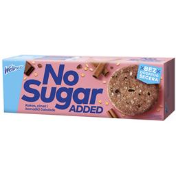 Keks Wellness No Sugar Added 125g