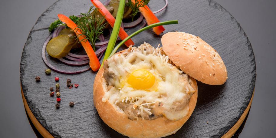 Zapečene zemičke kao gurmanska večera