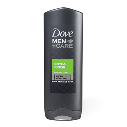 Gel/tusiranje Men Extra fresh Dove 250ml