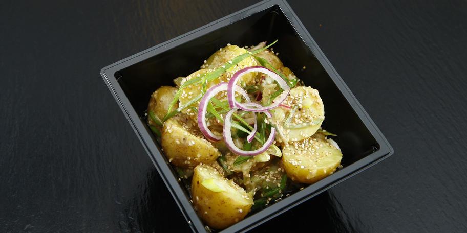 Krompir salata sa susamom