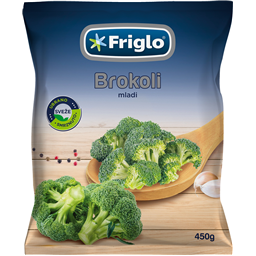 Smrznuti mladi brokoli Friglo 450g