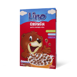 Cerealije Lino crunch 375g