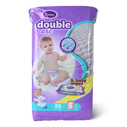 Pelene Violeta DC Air Dry 5 52kom