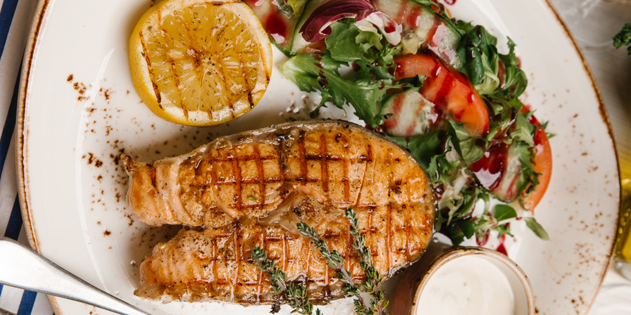 Grilovana riba