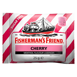 Bombone visnja Fisherman's friend 25g