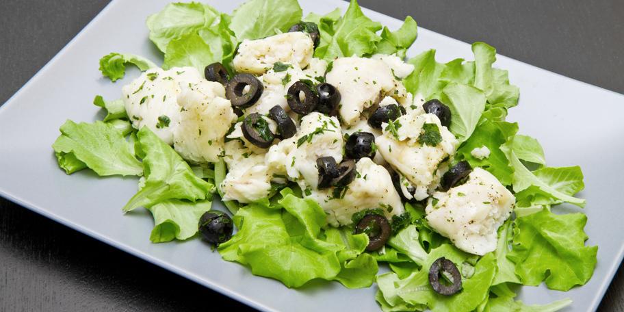 Salata od bakalara