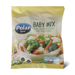 Smrznuti Baby mix  400g Polar Food