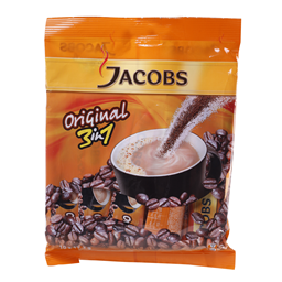 Kafa instant 3u1 Jacobs 152g