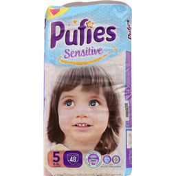 Pufies sensitive Junior