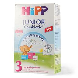 Mleko Hipp 3 Junior Comb.500g