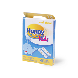 Flaster Happy kids 20/1