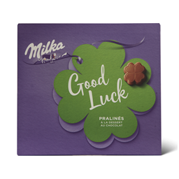 Pralina Milka Good luck 110g