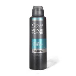 Dezodo. muski Dove clean comfort 200ml