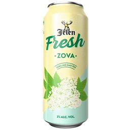 Pivo Jelen Fresh zova CAN 0.5L
