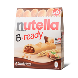 Keks Nutella B-ready 132g