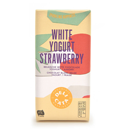 Cok.bela, jogurt-jagode Delicata SH 180g