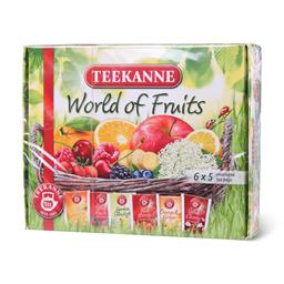 Kolekcija vocnih cajeva Teekanne 70g