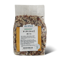 Pirinac MIX 200g, Bio Spajz