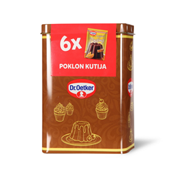 Puding/cokolada/on pack Dr Oetker282g
