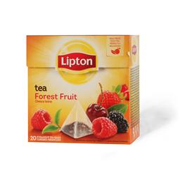 Lipton Black tea for.fruits 20x1,7g pir.