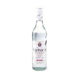 Rum White Old Pascas 0.7l