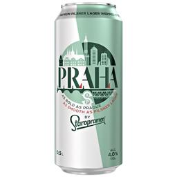 Pivo Staropramen Praha 0.5l lim
