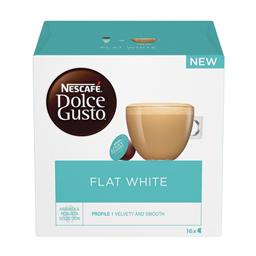 Nescafe Dolce Gusto flat white16x11,7g