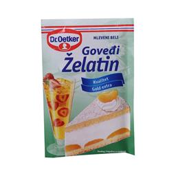 Zelatin govedji Dr Oetker 10g