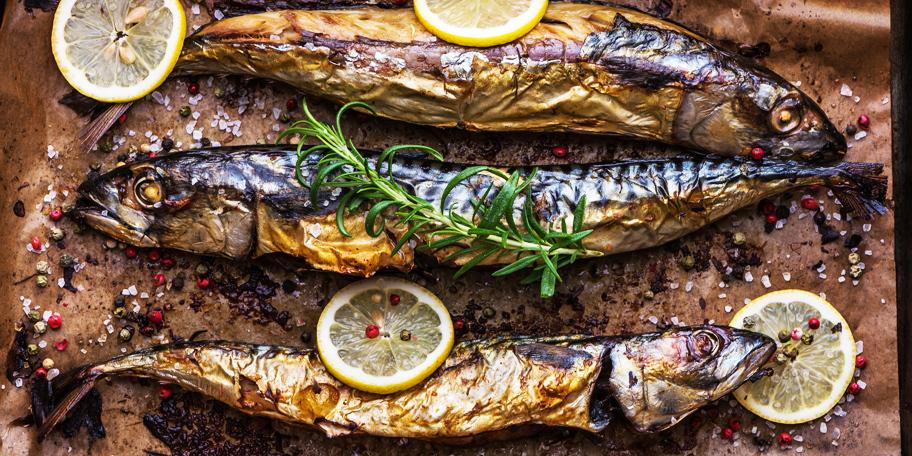 Pečena riba u rerni