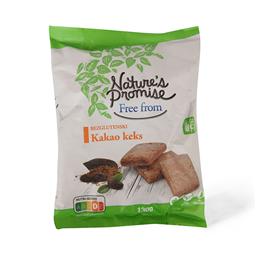 Bezglutenski kakao keks NP 130g