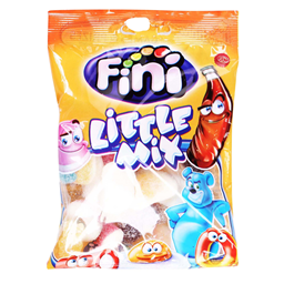 Bombone gumene Little mix Fini100g