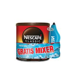 Nescafe classic 200g+mikser gratis