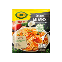 Sos za spagete C Milanese 45g